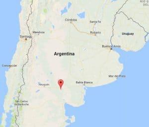 Pivot de Riego en Argentina